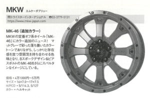 MK-46ヘルキャット紹介記事記事