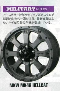 MK-46 ヘルキャット記事